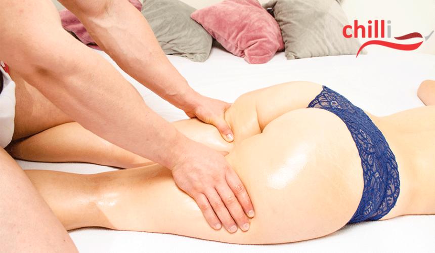 Intimní masáže pro ženy